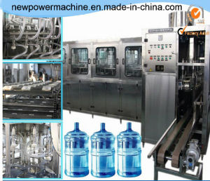 5 Gallon Bottle Filling Machine Barrel Filling Machine pictures & photos
