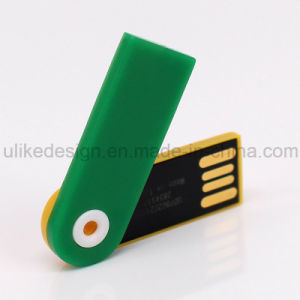 Cheap Plastic USB Flash Drive (UL-P016-02) pictures & photos