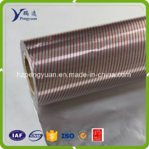12um Printed Metalized Pet Film for Vapor Barrier pictures & photos