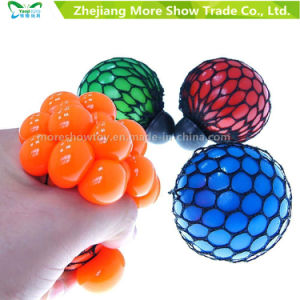 New Anti Stress Reliever Grape Ball Autism Mood Squeeze Relief Adhd Toy pictures & photos