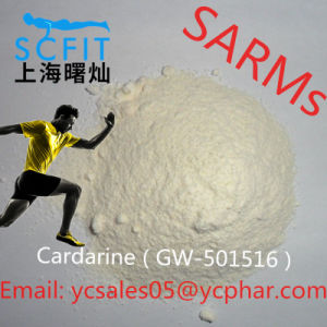 Safe Sarms Cardarine (GW-501516) for Gaining Endurance and Fat Burning pictures & photos