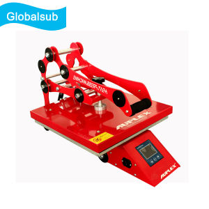 Guangdong Manufacturer Manual Digital Heat Press Machine for T-Shirt pictures & photos