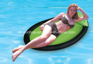 Inflatable PVC Mobile Phone Air Mat pictures & photos