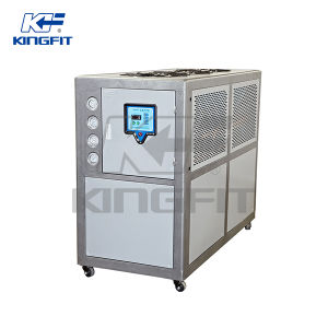 Air Cooled Flooded Type Scroll Style Chiller for Industrial Using pictures & photos