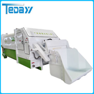 Professional Compressor Rubbish Truck From Tedayy Manufacturer pictures & photos