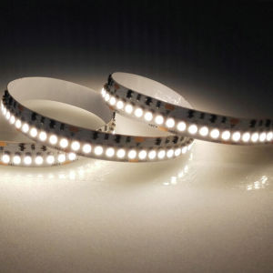 240LEDs/M 24V SMD3528 6000-7000k Cool White LED Ribbon pictures & photos
