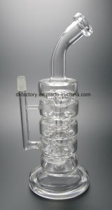 D&K Glass Water Pipe Glass Smoking Pipe pictures & photos