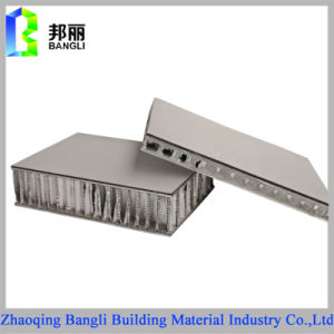 Sandwich Panel Aluminum Honeycomb Composite Panel Wall Facade Cladding pictures & photos