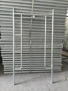 Hot-DIP Galvanized Walk Through Frame Scaffoldings pictures & photos