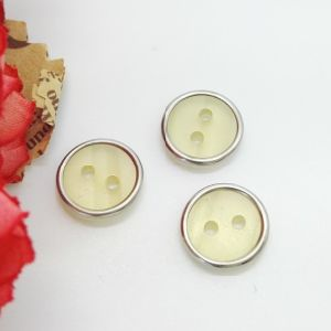 Fashion Design Metal Pearl Prong Snap Button pictures & photos