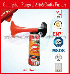 High-Quality Loud Sound Hand Air Horn for Football Games pictures & photos