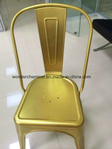 Super Shiny Sparkle Gold Powder Coating Replace Metallic Gold Oil Paint pictures & photos