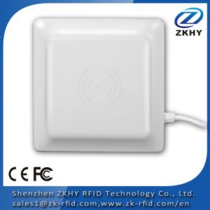1-5m 8dBi Production Line Management Smart Card Reader with Free Sdk pictures & photos