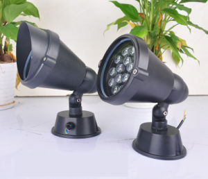 5-18W Epistar Chip RGB LED Garden Light/LED Garden Lighting pictures & photos