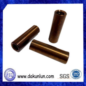 Precision Customized Internal Brass Threaded Tube pictures & photos