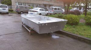Cheap But Beautiful Aluminium Fishing Boat C14 pictures & photos