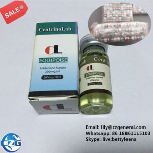 Anabolics Injectable Steroids Equipose Boldenone Undecylenate for Weight Loss pictures & photos