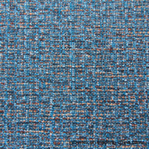 Household Polyester Woven Printed Sofa Textile Upholstery Fabric pictures & photos