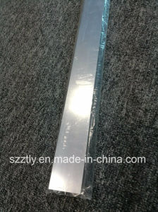 Custom Bright Anodizing Aluminum Track Profiles for Curtain pictures & photos