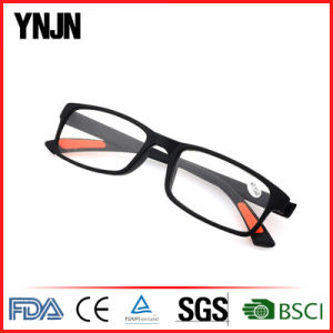 Ynjn Men Black Soft Fashion Reading Glasses (YJ-RG030) pictures & photos