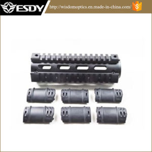 6.7 Inch Ar-15 M4 Rifle Carbine Weaver/Picatinny Rail Handguard pictures & photos