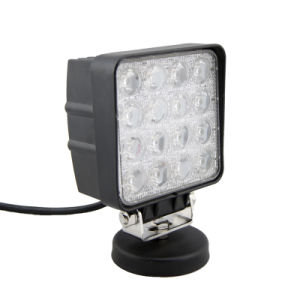 Direct-Selling LED Work Light Factory Machine Work Light 48 Watt pictures & photos