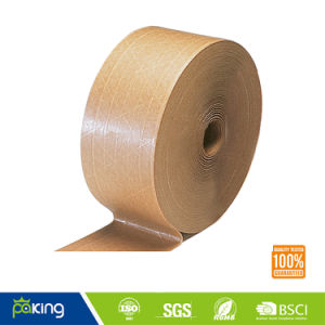 Wholesale Kraft Paper Tape with Big Roll pictures & photos