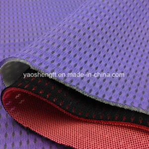 Athletic Shoes Polyester Knitted Air Spacer Mesh Fabric