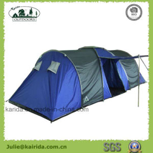 Big Family Camping Tent with Bedroom and Living Room pictures & photos