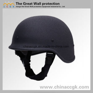 Ccgk Nij Iiia Kevlar / PE Bulletproof Helmet