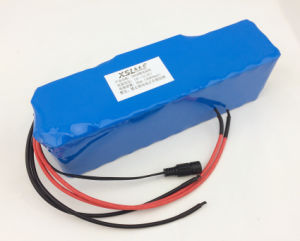 12V 30ah Lithium Battery Miner Lamp Battery 35W 55W Xenon Lamp 12V Large Capacity Battery Group pictures & photos