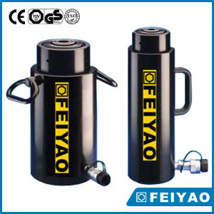 20 Ton Single Acting Aluminum Hydraulic Oil Cylinder Jack with Light Weight Fy-Rac pictures & photos