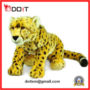 Stuffed Animal Leopard Plush Leopard Toy Stuffed Leopard Animal pictures & photos