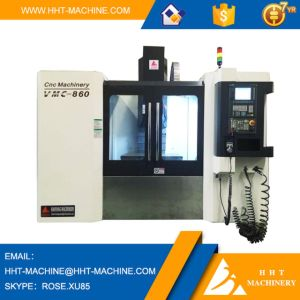 Huaian Factory CNC Machinery Machining Center with Low Price