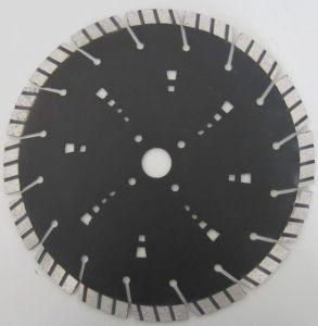 300mm Wet Diamond Saw Blade, Continuous Rim Type pictures & photos
