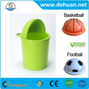 Novely Cute Cartoon Plastic Dustbin Garbage Bin Trash Can Trash Bin pictures & photos
