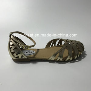 New Style Ladies Shoes Flat Shoes Sandals pictures & photos