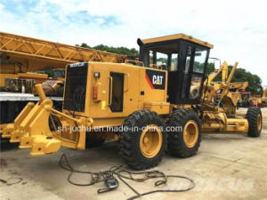 90% New Used Motor Grader Cat 12h (Caterpillar 120H 140K 140H 140G Grader) pictures & photos