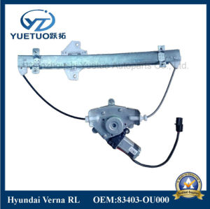 Power Window Regulator for Hyundai Verna 83403-Ou000, 83404-Ou000 pictures & photos