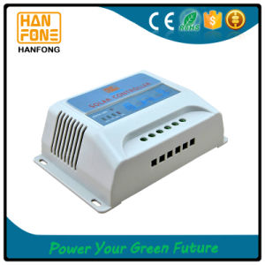 20A Intelligent Solar Charge Controller Manual with LCD Display pictures & photos