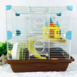 Colorful Ancient Castle Luxury Large Castle Hamster Cage pictures & photos