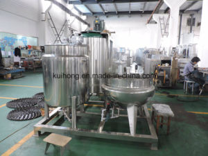 Kh 150 Ce Approved Lollipop Making Machine pictures & photos