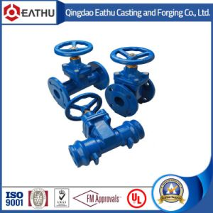 DIN 3352 Non Rising Stem Gate Valve pictures & photos