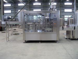 Water Washing Filling Capping Machine pictures & photos