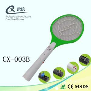 Popular Rechargeable Mosquito Trap Swatter with Night LED, Insect Killer Zapper Pest Repeller pictures & photos