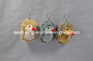 Plush Dog with Keychain pictures & photos