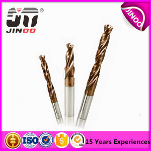 Solid Carbide Reduce Shank Professional Small Step Drill Bit pictures & photos