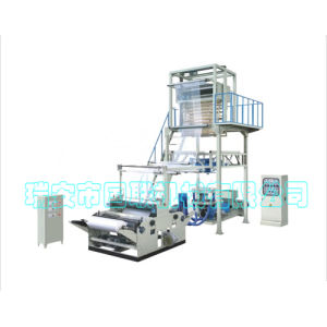 PE Film Blowing Machine with Bag Making Line pictures & photos