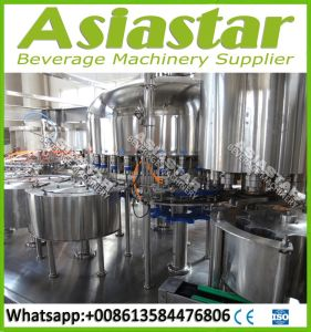 High Speed Automatic Ce Standard Liquid Water Filling Machine pictures & photos