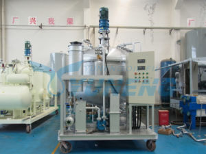 No Pollution Waste Tire Oil Filtration Machine pictures & photos